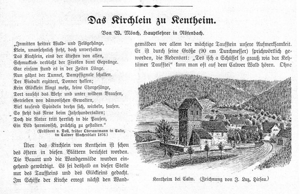 Aus dem Schwarzwald 1/1912, S. 4